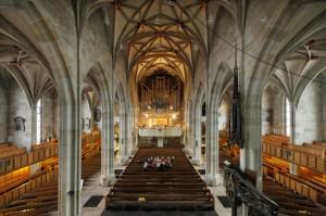 Stiftskirche Kirchenraum