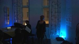 Salon Pleyel Berlin - Eröffnung - Nachtschatten